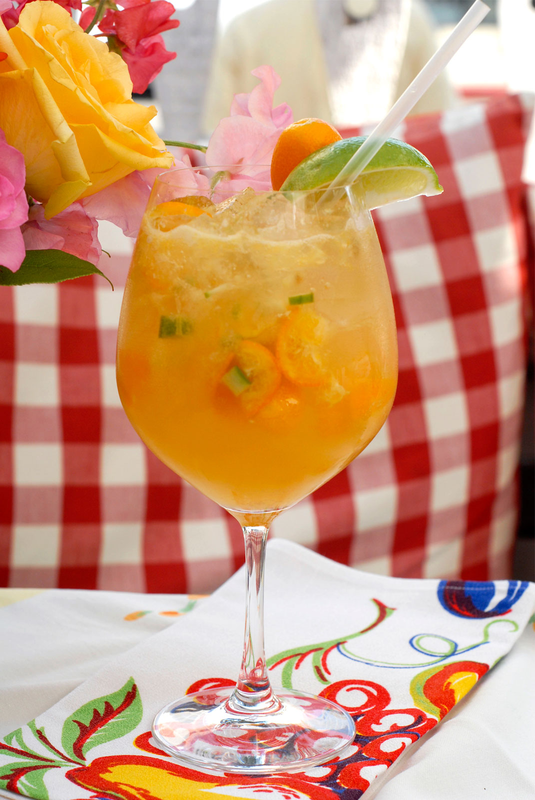 restaurant og cocktail